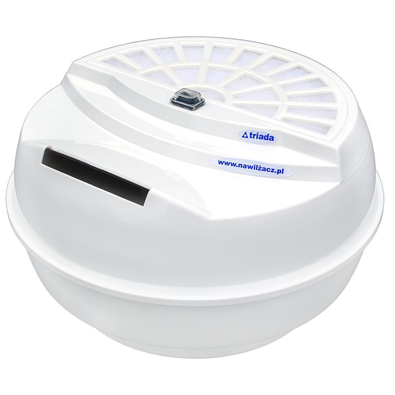 ż Oczyszczacz Powietrza Triada Premium Biały